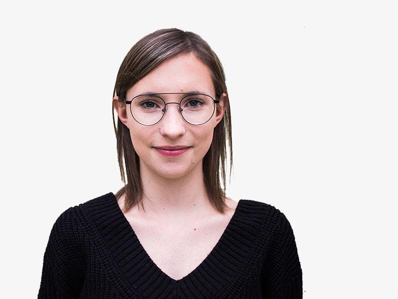 Lisa-Marie Gafert / Auszubildende